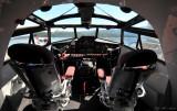 Martin Mars cockpit