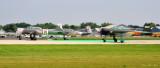 Nanchang flight over green dot