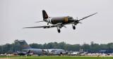 DC-3 short final