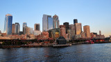 Beautiful Evening in Seattle