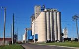 silos in Wichita