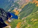 fall colors at Goat Lake