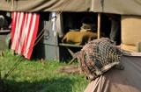 helmut and flag