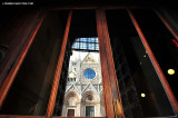 Reflection of Siena Cathedral