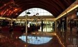 lobby at Marriott