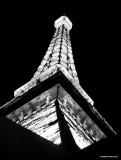 Eiffel  in Vegas