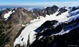 Blue Glacier, Mount Olympus, Olympic National Park, Washington