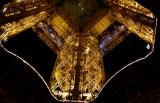 Looking up at Eiffel