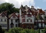 houses at Edinburgh