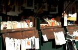 bookstand along Seine