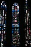 Stainglass  Aachen Cathedral
