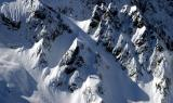 triangle snow chutes (Sill Basin)