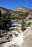 Natural Bridge Canyon Mt