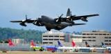 leaving Boeing Field