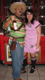 Aztlan Arts Halloween Party