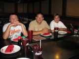 Jacob, Mike & Carrie @ Iron Chef