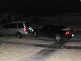 My parked truck got hit
