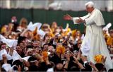 Visit  ...2008 Pope Benedict XVI's US visit and  our Northeast Pilgrimage