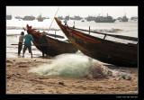9942 Phan Tiêt, fishermen in early morning
