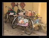 874 Danang, loaded bicycle