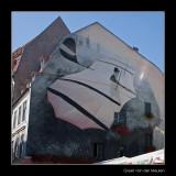 1460 Riga, wallpainting