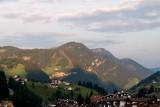Looking westward from the Malleier