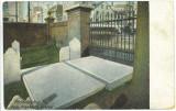 Benj. Franklin's Grave Philadelphia Pa.