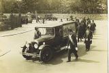 Masonic Funeral Procession