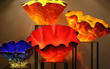 Chihuly and Butterflies