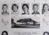 Teacher Judy (e) and Hawaii classroom pics