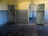 Angel Island Immigration Station - restored barracks