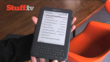 Stuff TV video of Kindle 3