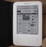New York Times in Portrait Mode - Kindle 3