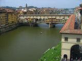 Still from Uffizi Museum windows