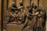 Arrest of St. John the Baptist (Ghiberti)