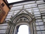 Entrance to Duomo area