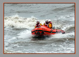 Bridlington Inshore Lifeboat
