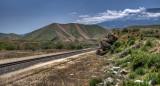 Bena Road, Near Caliente, California