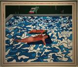 California- David Hockney 1987