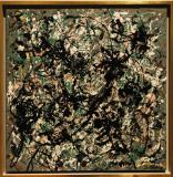 No. 15- Jackson Pollock 1950