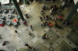 LACMA Courtyard