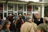 Buying tickets to the Cezanne & Pissaro Exhibit