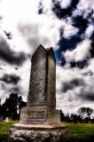 Cemetery Monument Obelisk