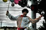 Streetcorner Clown