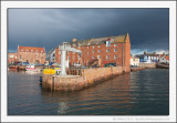 Storm Clouds over the Harbour