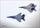 F22 & F15