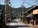 Lantern-lined Suwai-chō