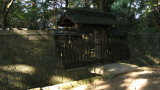 Entrance to Nobunaga's mausoleum