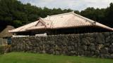 Okinawan house from Ishigaki-jima