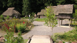 Site of the Ainu houses